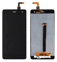 Wholesale Cell Phone Replacement Screen - New For xiaomi mi 4 m4 mi4 LCD Display + Touch Screen Digitizer Replacement cell phone Assembly White Or Black with free tools