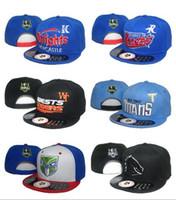 Wholesale Snap Backs Retail - Wholesale retail 2017 NRL team Snapbacks North Queensland Cowboys Snapback Caps Hats Summer Popular snap back Men ball caps