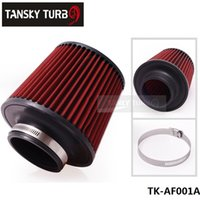 Wholesale Tansky Air Filter quot mm Air Intake Filter Height High Flow Cone Cold Air Intake Performance TK AF001A