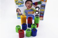 Venda por atacado - telescópio de caleidoscópio dobrável Magnifying Science Education Toy Kids Gift