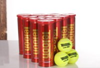 Wholesale Tennis Balls Purchase - 2017 Best Seller Sports Play & Sports Toys Tennis Ball Rubber Linner Bounce Good Baromentric Foot Long Service Life For Grownups