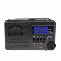 Onde corte Wholesale-Radio FM / MW / SW Lettori MP3 sveglia digitale Timer Radio Recorder Y4387H