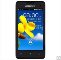 Wholesale Spreadtrum Phones - (Lenovo) A396 3G mobile phone equipped with Spreadtrum SC7730 processor, using Android OS 2.3 operating system