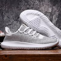 Flat outlet band - Factory outlet Boost V2 Running Shoes Men Women Hot Sale SPLY Black White New Sports Shoes Size With Box