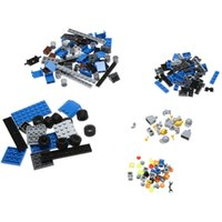 Wholesale Diy Toys For Kids - child building 163pcs Plastic Building Blocks Kids Child Educational for Children Dumper Truck DIY Toy Intelligent Development Toys