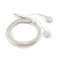 Wholesale Head Monk - New K's Earphone 64 ohm Balanced High Impedance In Ear Earphone Earbud 64 ohms Earbud Flat Head Plug Earplugs Kill Monk Earbud