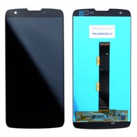 Wholesale Lcd Innos - For Innos D6000 Version LCD Screen Panels LCD Display Touch Screen Digitizer Assembly Parts Black Color