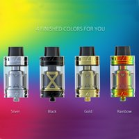Wholesale Atomizer C4 - Original IJOY MAXO V12 5.6ml Tank standard kit with V12-RT6 Deck XL-C4 Coil Electronic Cigarette Atomizer Vaporizer for IJOY Box Mod Vape