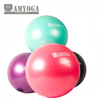 Wholesale cm high quality yoga ball Home Balance Trainer pilates and pump