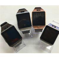 bluetooth cep telefonu izle toptan satış-Smartwatch DZ09 SIM Kart Yuvası Ile Bluetooth Akıllı Izle Apple Samsung IOS Android Cep telefonu Için 1.56 inç akıllı saatler pk gt08