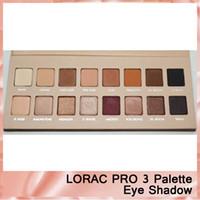 Wholesale lorac unzipped palette for sale - Group buy High quality Makeup LORAC PRO Palette Eye Shadow Palette UNZIPPED Palettes New Color Advanced Night Repaire DHL