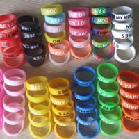 apollo dampf groihandel-Günstige 1000Pcs Gummi-Silikon-Ring Griffige Vape Bands für elektronische e-Zigaretten-Mod Vapor RDAS Gleitsichere Ringe für Mahattan Apollo Subtank