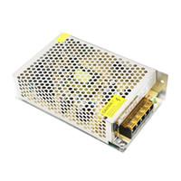 bandes de lumière prises par entrée 12v achat en gros de-60W 12V 5A Big Volume Alimentation de commutation de sortie simple pour la lumière de bande de LED Entrée 100-240V