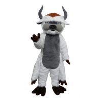 Wholesale Bull Costumes - Big Bull Mascot Costumes Cartoon Character Adult Sz 100% Real Picture