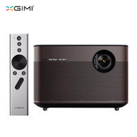 Wholesale Hifi Hdmi - Wholesale- XGIMI H1 Aurora 4K Projector 1000 ANSI 300inch Full HD 1080P 3GB 16GB Android 5.1 HDMI WIFI Hifi Bluetooth Portable Home Theater
