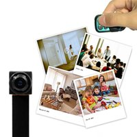 Wholesale 10pcs HD P MP DIY Module Spy Hidden Camera Camcorder DVR Cam Wireless Remote Control Security Camera