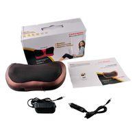 Wholesale Massager For Car - Neck Massager Electric Nap Pillow Massage Pillow AC220V   DC12V for Home & Car 3colors