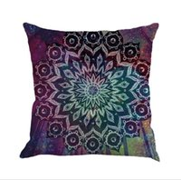 Wholesale home chairs for sale - Group buy Woven Mandala Pillow Case Cushion Cover Bohemia Geometric Pillowcase Throw Pillow Sham Cushion Case Chair Seat Car Sofa Decorative