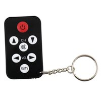 Cheap 3 in 1 Remote Control Best Desktop RS keychain battery