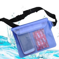 Wholesale waterproof chinese light resale online - Good Quality Waterproof Pouch Snowproof Dirtproof Sandproof Case Bag with Super Lightweight and Bigger Space Adjustable and Extra Long Belt
