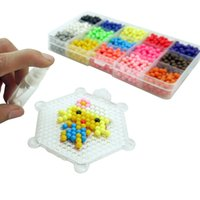 Beybond Pegboard 15 colori Beadbond Perline Magic Perline Beybond Beads Beadbond Educational Diy Toys