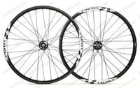 Wholesale 29er wheel set for sale - Group buy er hookless mountain bike carbon wheels inch MTB bicycle super light MTB XC carbon wheelset UD matte finish