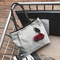 Wholesale Mummy S Bag - 2017 new fashion ladies bag s casual handbag simple mummy bag colors sell Chinese manufacturing