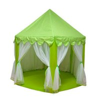 Wholesale Outdoor Play For Kids - Portable Kids Play Tents Ultralarge Fencing for Children Baby Fence Girls Princess Castle Indoor Outdoor Toys House Playpens