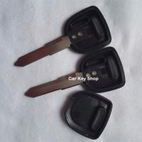 mazda anahtar davaları toptan satış-Mazda M3 Için yedek Araba Anahtarı Kabuk Durumda / M6 Transponder Anahtar Kabuk (Çip Hiçbir Logo Yükleyebilirsiniz