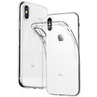 borde ultra delgado samsung s6 al por mayor-Fundas de TPU ultra finas para iPhone 7/7 8 más Samsung S8 S7 / S7 Edge iPhone 6/6 Plus S6 / S6edge en stock