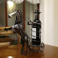 Бесплатная доставка New Arrive Fashion Wine Rack, Barware Bar Equipment, Домашнее украшение Iron Crafts Motorcycle Furnishing Articles