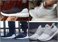 Wholesale Cheap White Wood - Ultra Boost X Wood Wood WW Consortium Wmns Running Shoes Men Women UltraBoost Cheap Classic Sneakers Black White Size 36-45