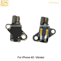 Wholesale Vibration For Iphone 4s - Original 5pcs lot For iphone 4G 4S Vibrator Vibration Motor Flex Cable Module Replacement Parts