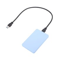 Wholesale hard drive interfaces for sale - Group buy inch External Enclosure for Hard Disk USB3 SATA HDD Box Durable Portable Case Super speed USB Interface Hdd Hard Drive