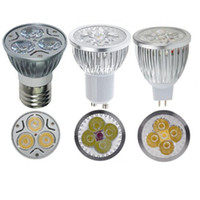 High Power Cree Led Ampoules E27 B22 MR16 9W 12W 15W Dimmable E14 GU5.3 GU10 Led Spot lumières led downlight lamps