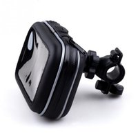 "Wholesale Motorcycle Garmin - Waterproof Motorcycle Handlebar Mount Holder Case Bag for 5"" GPS Garmin Nuvi"