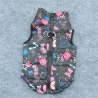 nova fábrica de vestuário venda por atacado-Factory Outlets Cute Ladybug windbreaker Style Pet Dogs Coat Frete Grátis Cães Vestuário roupas novas para cachorro