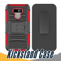 blackberry slip case - 3 in Customized Armor Case with Kickstand Shockproof Slip Holder For LG Volt LS751 Magna C90 Sunrise L15G Blackberry Laguna Z10