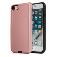 Wholesale case hd lg - Hybrid Armor Case For iphone x 8 plus galaxy j7 2017 plus LG X Style   Tribute HD Dual Layer Protective Cover B