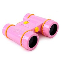 Wholesale Discovery Kids Toys - Mickey Blue and Pink Kids Toys Telescope Science & Discovery Toy Montessori Educational Toy Anti Stress Practice Observation Magic Tricks