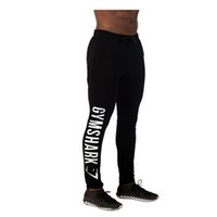 Wholesale Work Out Clothing - Wholesale-2016 Rushed Limited Midweight Mid Fashion Flat Clothing Pantalon Homme Man Elastic Trend Work Out Men Bodybuilding Pants