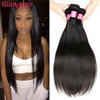 Factory Supply Unprocessed 8a Mink Cheap Brazilian Straight Human Hair Bundles Raw Indian Malaysian Peruvian Straight Weave Hair Extensions