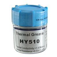 Wholesale thermal conductive compound - g Grey universal Compound Thermal Conductive Silicone Grease Paste Pro for CPU GPU VGA LED PC Component Chipset Cooling Cooler
