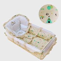 Wholesale Export Baby - The explosion of crib infant carrier vehicle portable baby cradle bed bed baby sleeping basket export standard comfort