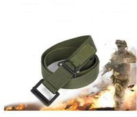 ingrosso caccia attiva-Cinture in vita tattica Cinghie tattiche di sopravvivenza Cinture di tela attiva Cinture da caccia con cinturino cintura da cintura