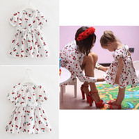 Wholesale Country Clothes Wholesale - Baby Kids Clothing Girls' Dresses Spring Autumn Kids Princess Cotton Summer Country Style Bohemian Sleeveless Tutu dress Party Dresses #X002