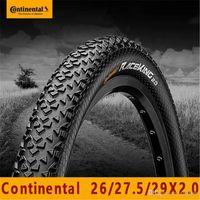Wholesale Cross Country Bike Racing - Continental RACE KING 29 27.5 26X2.0 mountain bike low resistance cross country tire