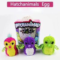 Wholesale Electronic Gifts For Christmas - Hatchimals Eggs Magic Growing Pet in Water Christmas Gifts Dinosaur Hatching Egg smart toys For Children Education Toy Hatchimal