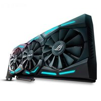 Wholesale Graphics Cards Asus - ASUS ROG STRIX GTX1080Ti-O11G GAMING Overclocking Raptor Graphics Card Game Desktop Super Graphics Card For Bitcoin Mining