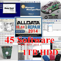 Wholesale Chrysler Tech Support - 2017 Hot NEW Arrival alldata V10.53 Mitchell on demand 2015.1Q and All data car software 45 with tech support free shipping